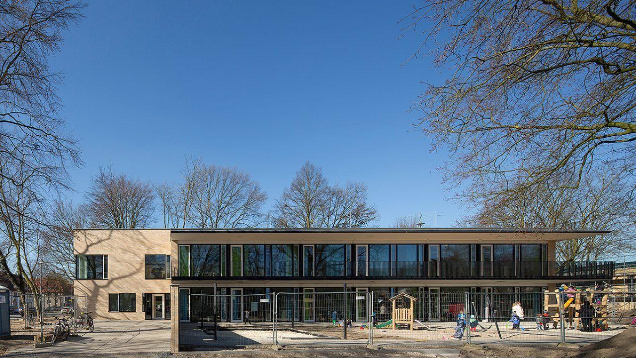 Münster Architekten bund deutscher architekten uppenbergkita an der