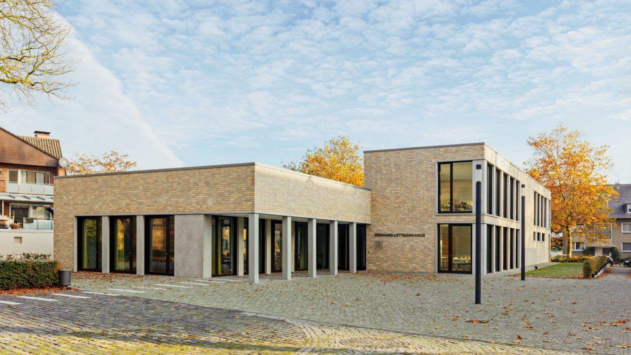 bund deutscher architekten pfarrheim st amandus datteln. Black Bedroom Furniture Sets. Home Design Ideas