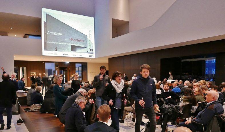 Bund Deutscher Architekten Ruckblick Architektur Im Kontext 2018