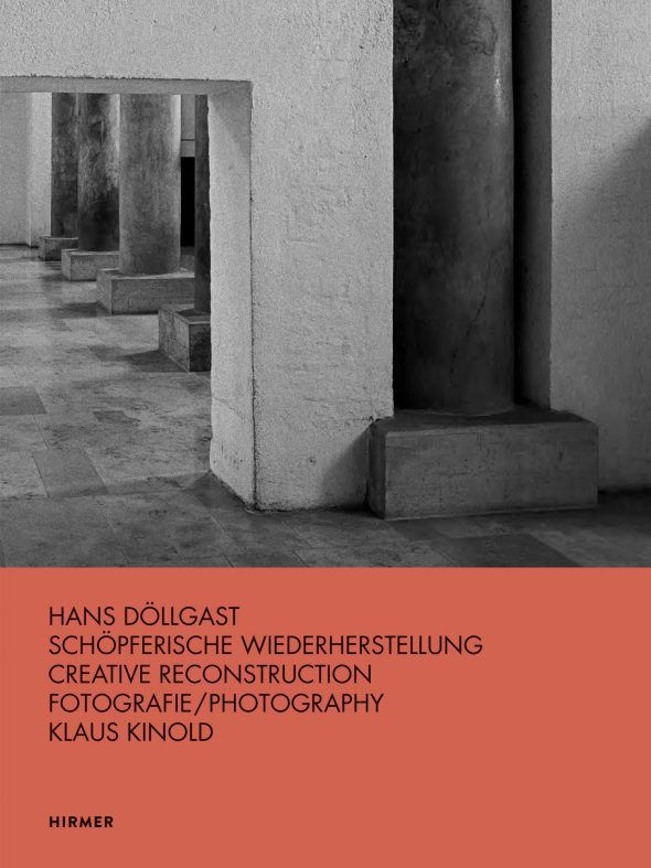 Entwurf Buchcover: Klaus Kinold