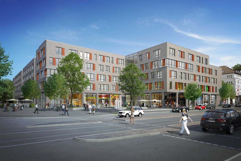 Rendering: Nattler Architekten, Essen