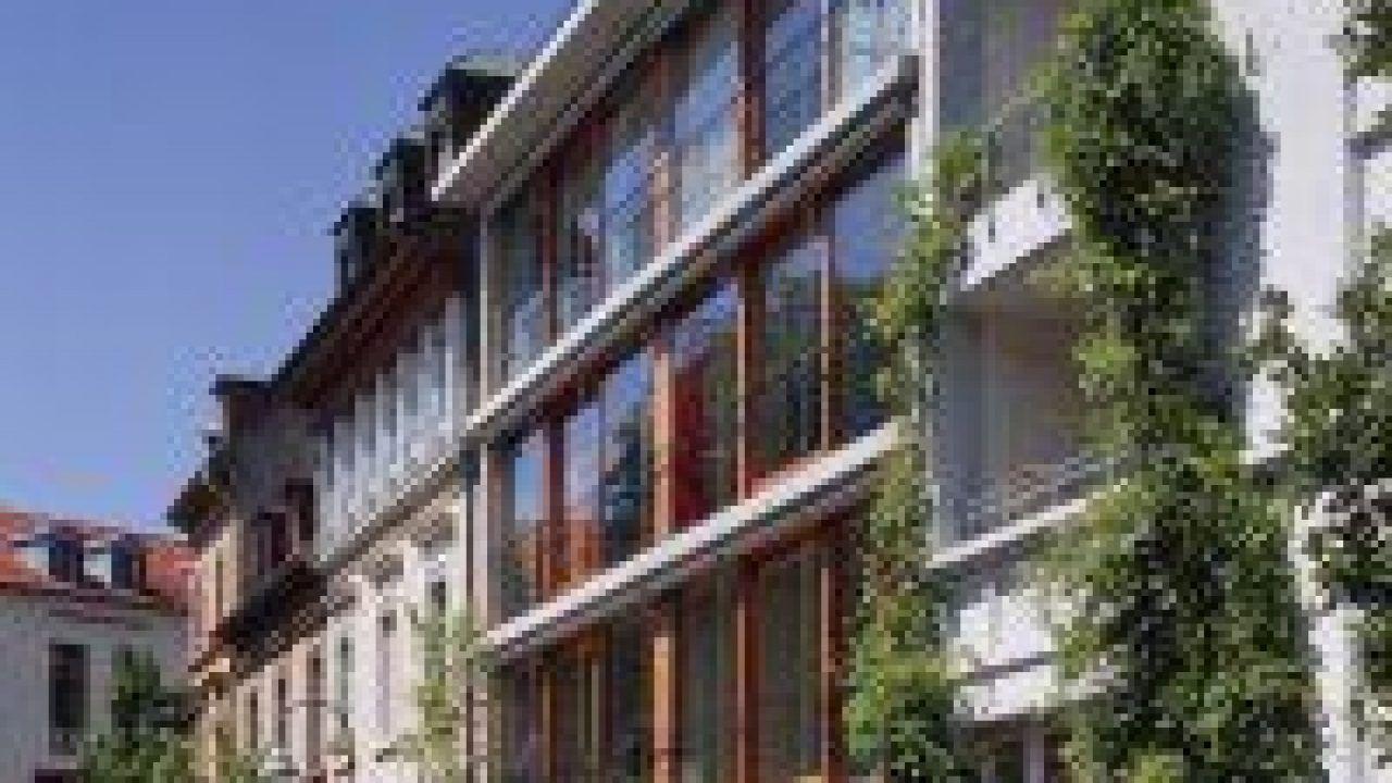 Bund Deutscher Architekten Wohnen Und Arbeiten Im Grün