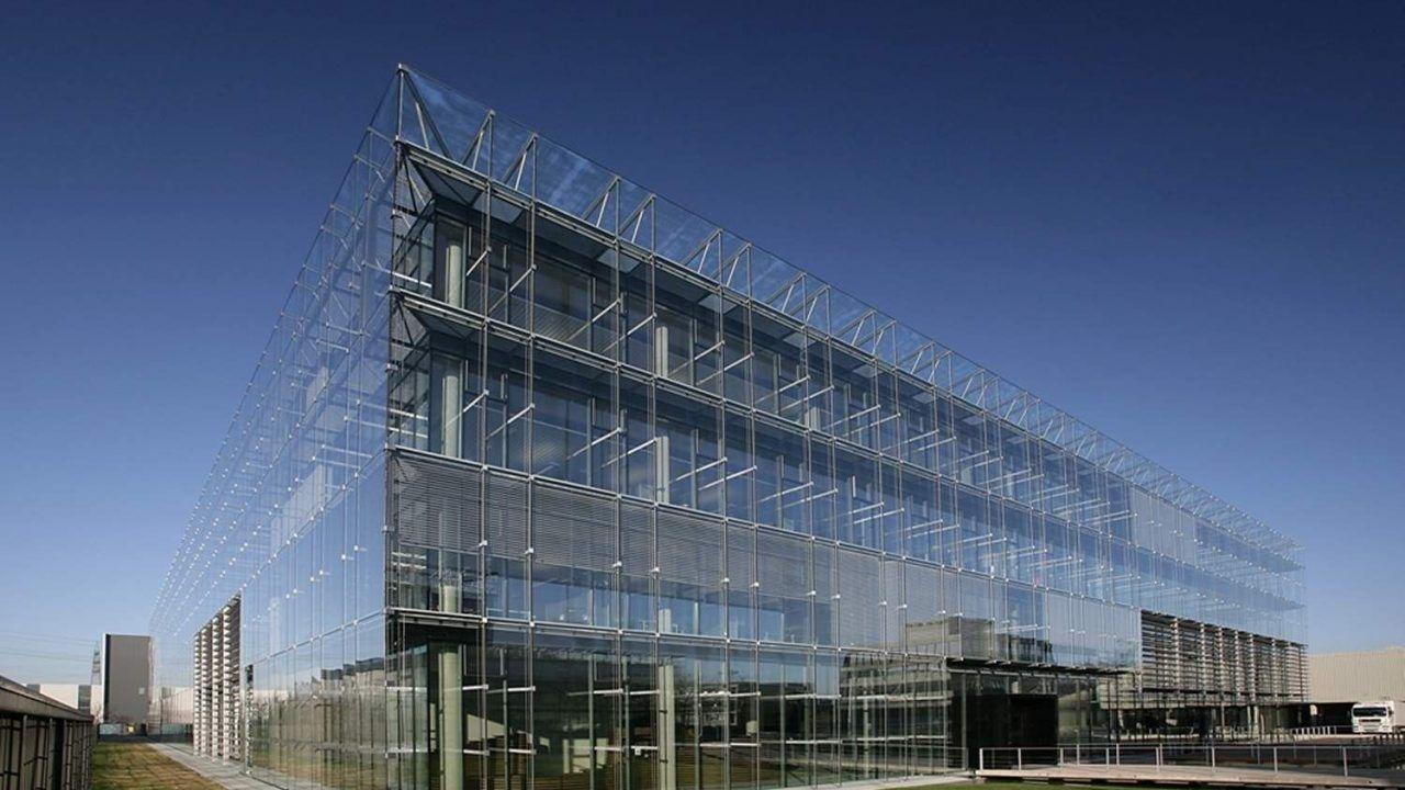 Bund Deutscher Architekten » Hugo Boss Headquarter