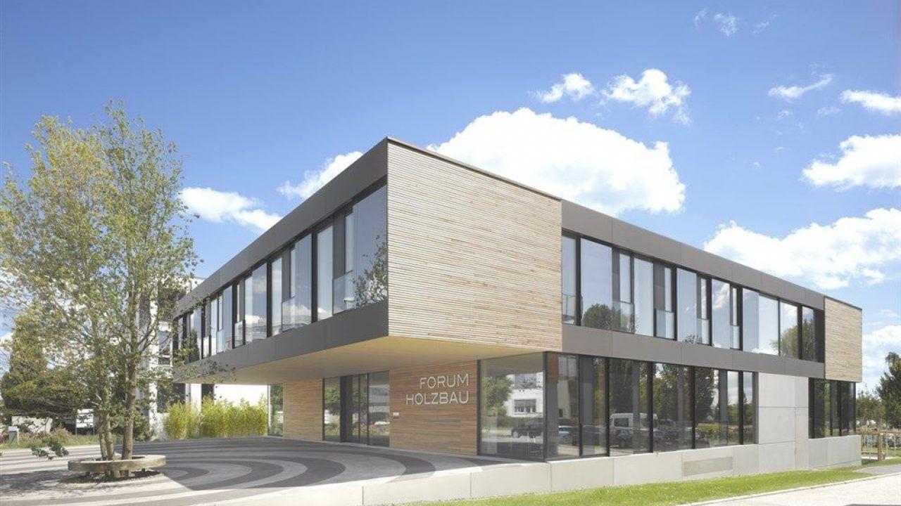 Architektur Holzbau | Bund Deutscher Architekten Forum Holzbau Ostfildern