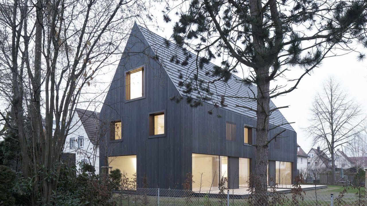 Doppelhaus Architektur | Bund Deutscher Architekten Doppelhaus