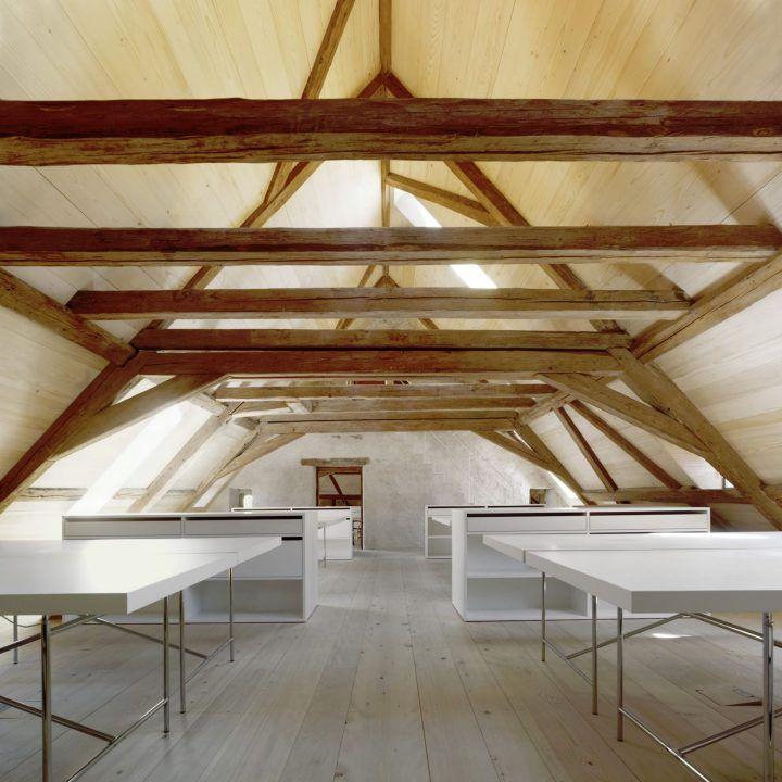 Wolfram Janzer architekturbilder