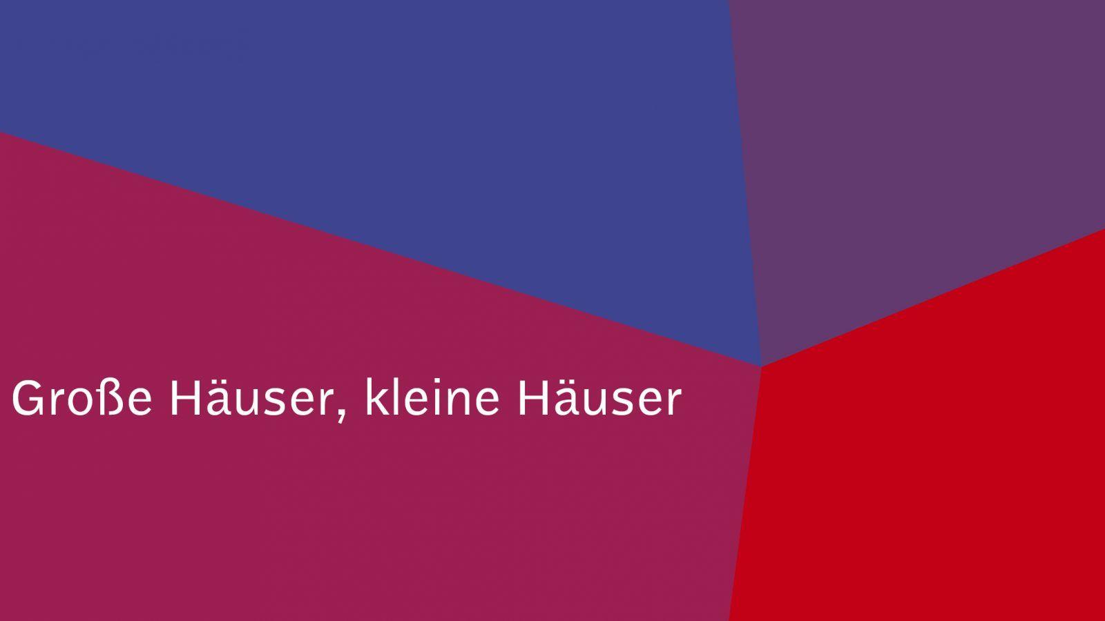 """3b64a4880ad0 BDA-Ausstellung """"Große Häuser, kleine Häuser – Ausgezeichnete Architektur in  Hessen 2013-2018"""""""