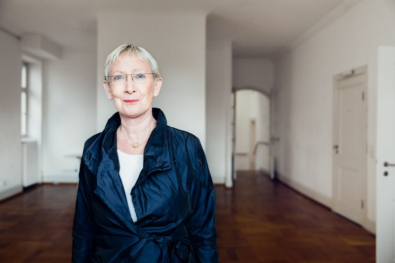 Brigitte Holz / Foto: Jason Sellers, Wiesbaden