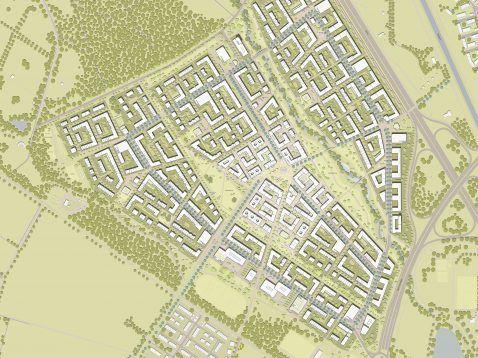 K9 Architekten / Latz + Partner / StetePlanung
