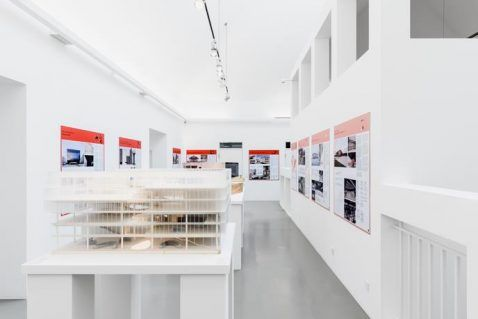 DAM Preis 2019 Ausstellung \\ © Moritz Bernoully