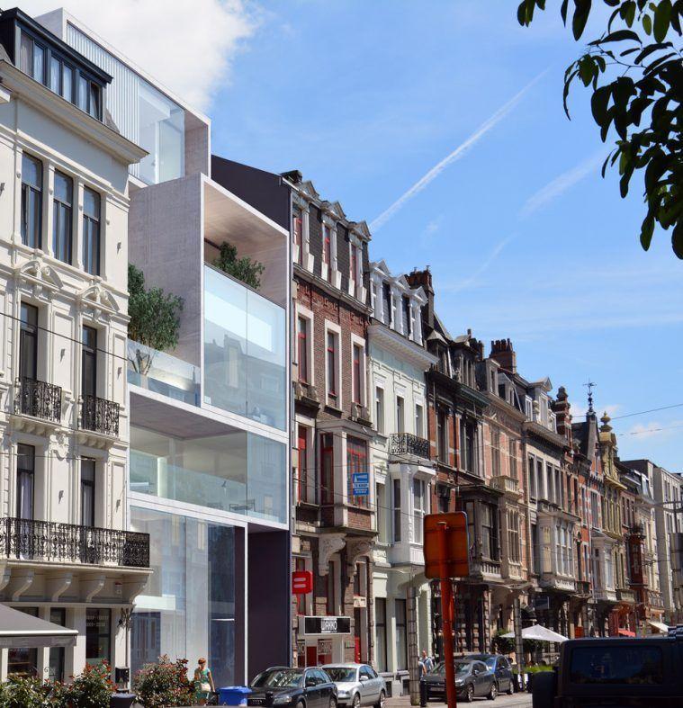 Foto: Govaert & Vanhoutte architects